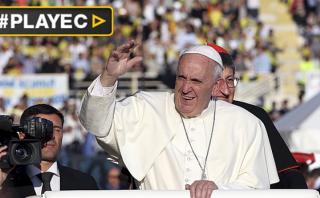 Francisco llama a la Iglesia a no obsesionarse con el poder