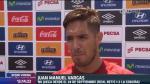 Vargas y su ocurrente respuesta sobre lesión de Claudio Pizarro - Noticias de juan manuel vargas