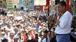 "Humala: ""Programas sociales son legado para futuros gobiernos"" - Noticias de pension 65"