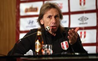 Ricardo Gareca: ¿Qué dijo hoy antes de enfrentar a Paraguay?