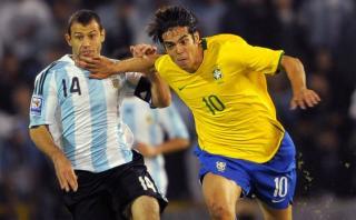 Argentina vs. Brasil: Dunga ya ganó de visita el 2009 (VIDEO)