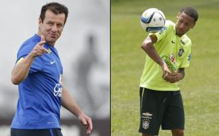 Dunga pidió a Neymar que haga ante Argentina una jugada así