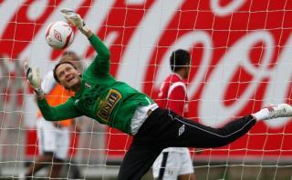 Diego Penny taparía ante Paraguay; ¿Gallese perdió crédito?