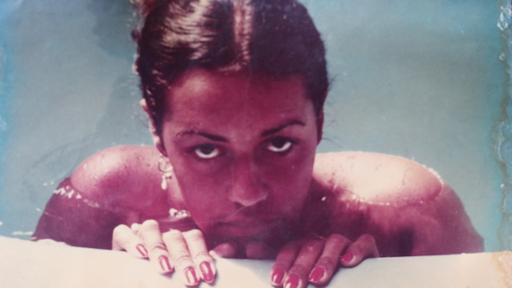 Oliveira, en sus años de juventud. (Foto cortesía de Raquel de Oliveira)