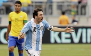 Lionel Messi: el espectacular hat-trick que le hizo a Brasil