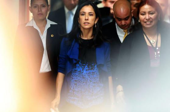 Nadine investigada en Fiscalización: las principales reacciones