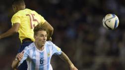 """Lucas Biglia: """"Se puede perder cualquier partido, menos este"""""""