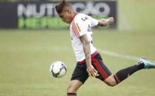 Paolo Guerrero: perdonaron al peruano por expulsión en Flamengo