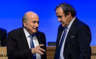 Michel Platini criticó a la FIFA por lentitud en su apelación