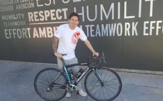 Lionel Messi recibió bicicleta ganadora del Tour de Francia