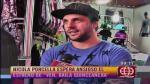 """Nicola Porcella: """"Quiero crecer como actor y conductor"""" [VIDEO] - Noticias de al fondo hay sitio"""