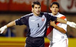"""Óscar Ibáñez: """"El arco de la selección peruana está seguro"""""""