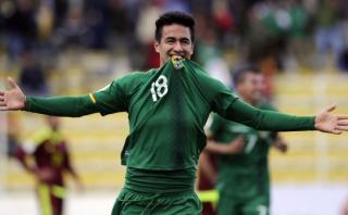 Bolivia venció 4-2 a Venezuela por las Eliminatorias Rusia 2018