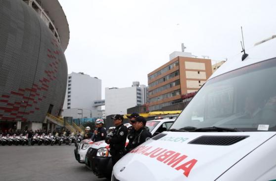 Perú vs. Paraguay: el plan de seguridad, la previa y el estadio