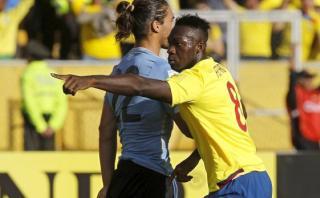 Puntaje perfecto: Ecuador venció 2-1 a Uruguay en Eliminatorias