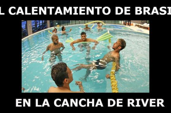 Argentina vs. Brasil: mira los mejores memes tras la suspensión