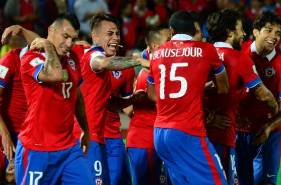 Chile vs. Colombia: las imágenes del partidazo en Santiago