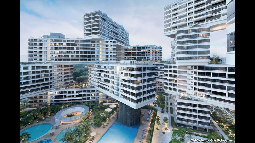 Singapur estos son los mejores edificios del festival for Obras arquitectonicas