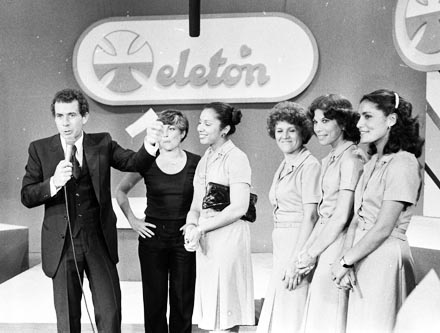Ricardo Belmont fue organizador de las primeras ediciones de la Teletón.