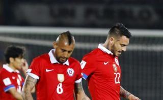 """En Chile consideran """"decepcionante"""" el empate ante Colombia"""