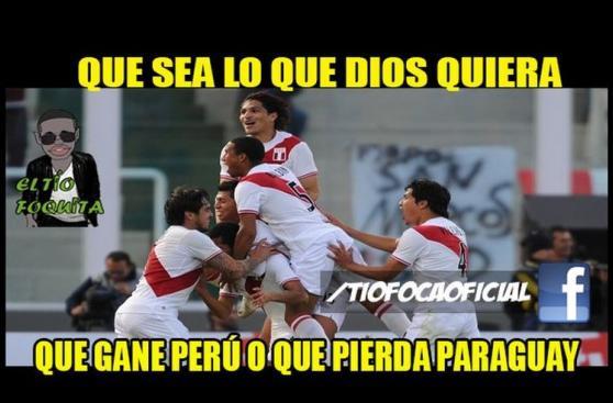 Perú vs. Paraguay: los memes en la previa del encuentro