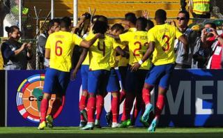 Ecuador: lluvia de elogios para el líder de las Eliminatorias