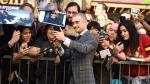 Daniel Radcliffe recibió estrella en Paseo de la Fama [FOTOS] - Noticias de chris columbus
