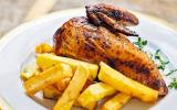 Pollo a la brasa: si no te gusta en la calle, hazlo en casa