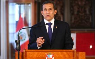 Ollanta Humala convoca a elecciones generales para el 2016