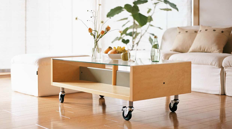 Qu tipo de mesas de centro elegir seg n el feng shui for Muebles de madera peru