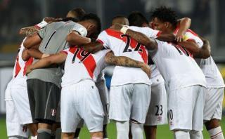 Selección: los peruanos en capilla antes del duelo ante Brasil