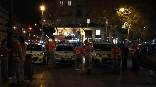 París: Así fueron los momentos de terror tras los seis ataques