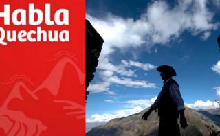 Aplicación 'Habla Quechua' gana premio latinoamericano