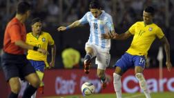 Argentina vs. Brasil empataron 1-1 en clásico por Eliminatorias