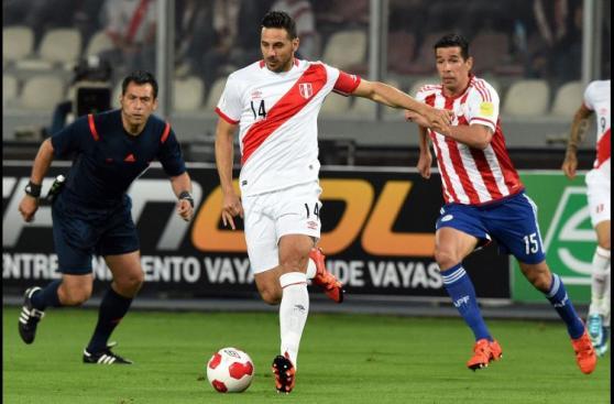Perú vs. Paraguay: las fotos del partido por las Eliminatorias