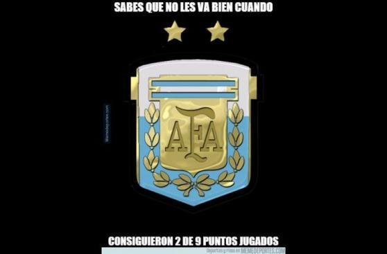 Argentina vs. Brasil: los memes del empate 1-1 en el clásico