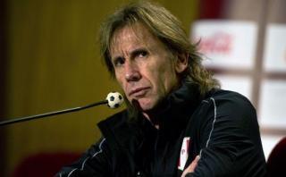 Ricardo Gareca: ¿Qué dijo sobre triunfo de Perú ante Paraguay?