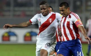 PONLE NOTA: ¿Quién fue el mejor jugador de Perú ante Paraguay?