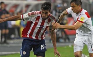 PONLE NOTA: ¿Quién fue el de menor rendimiento ante Paraguay?