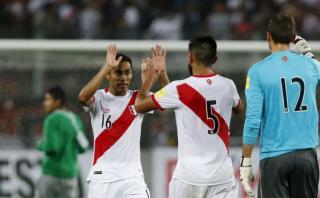 Carlos Lobatón y la lectura del duro partido Perú vs. Paraguay