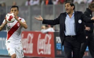 Ramón Díaz: lo que dijo técnico de Paraguay tras caer en Lima