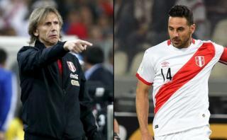 Ricardo Gareca evaluó así el desempeño de Claudio Pizarro
