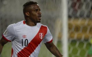 Jefferson Farfán: el mejor en victoria de Perú, según lectores