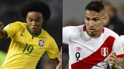 Willian de Brasil advierte a su selección acerca de Guerrero