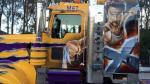 Hugh Jackman busca en Facebook al conductor de este camión - Noticias de hugh jackman