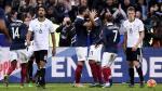 Francia venció a Alemania en París en medio de explosiones - Noticias de franz gomez