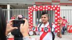 Perú vs. Paraguay: así viven la previa los hinchas nacionales - Noticias de municipalidad de arequipa