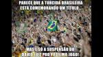 Argentina vs. Brasil: los memes del empate 1-1 en el clásico - Noticias de lucas kellan