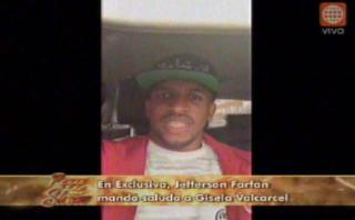 """Reyes del show"": Jefferson Farfán envió este mensaje a Yahaira"