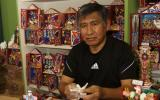 La feria de artesanos peruanos 'Ruraq Maki' vuelve esta navidad